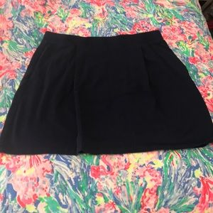 Tommy Hilfiger Navy Skirt